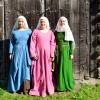 Vrouwen Maere im Sonntagsstaat