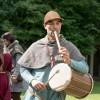 mittelalterliche 1-Mann-Band